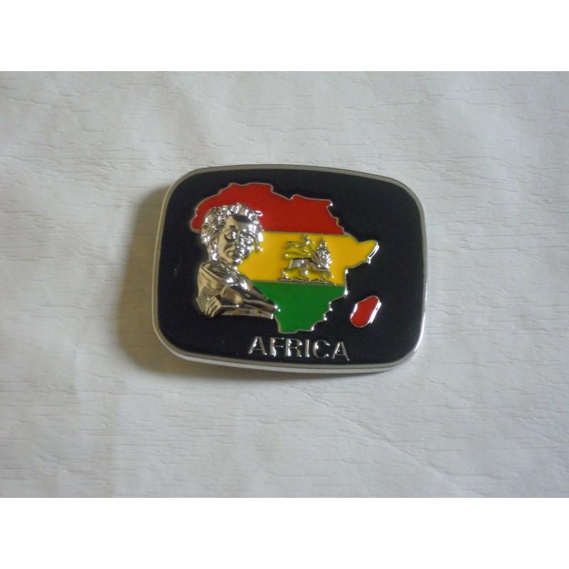 Boucle de ceinture Africa Rasta baby