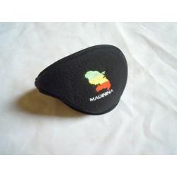 Cash oreille noir Martinique vert jaune rouge  taille unique